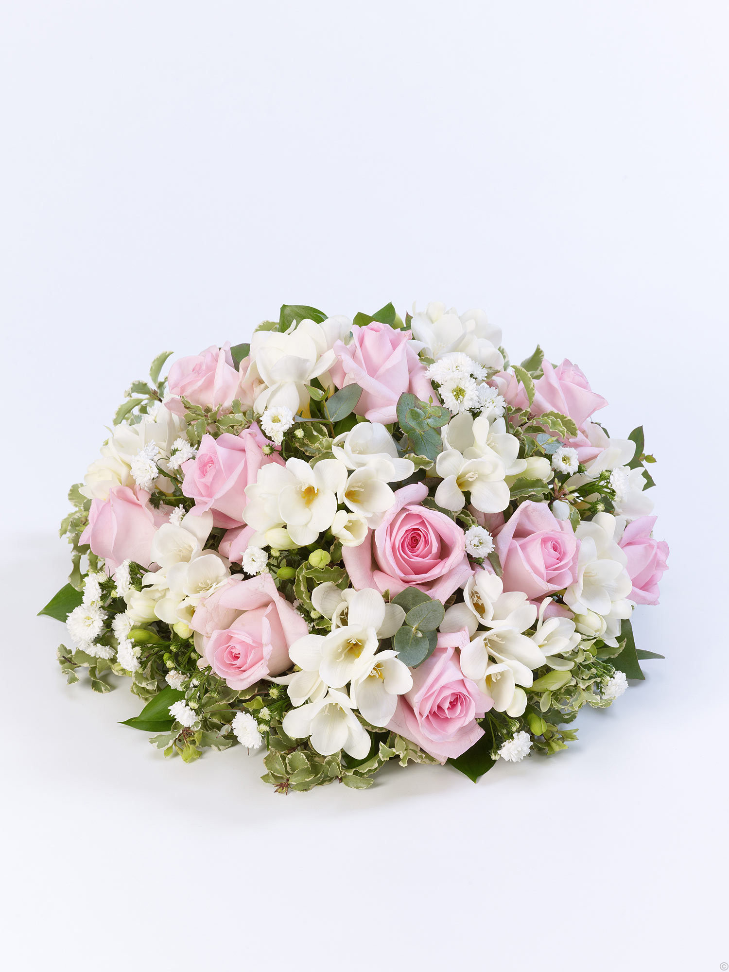 Scented Posy Pink White From Flowers